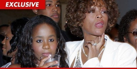 Whitney Houston's Daughter Bobbi Kristina -- Family Fears She Might Be Suicidal | Parental Responsibility | Scoop.it