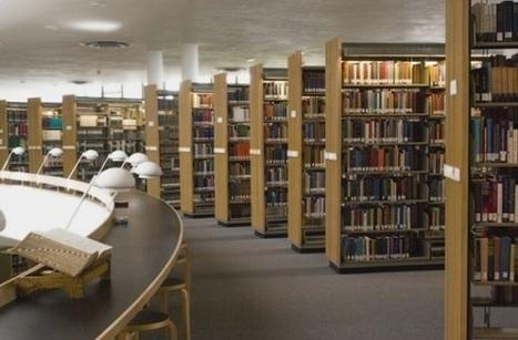 Biblioteca, algo más que una almacén de libros   Lectura y libros   Scoop.it