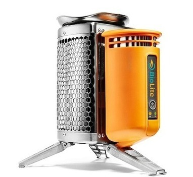 BioLite CampStove: Charge your iPad With a Campfire While Outdoors | PadGadget | mrpbps iDevices | Scoop.it