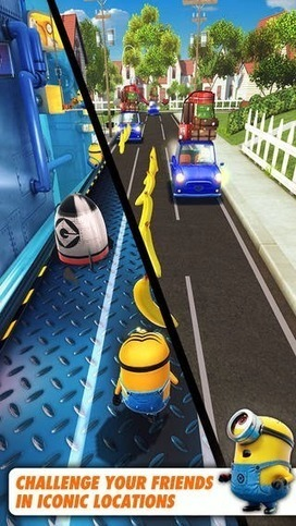 Despicable Me: Minion Rush for Android and iOS | Teknoloji | Scoop.it