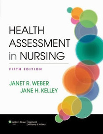 testbankdoctor@gmail.com: Test Bank Health Assessment in Nursing 5th Edition Weber Kelley ISBN-10: 1451142803 ISBN-13: 978-1451142808 | Test Banks | Scoop.it