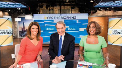 How 'CBS This Morning' Finally Became a Player in the Morning News Race | J410 fodder | Scoop.it