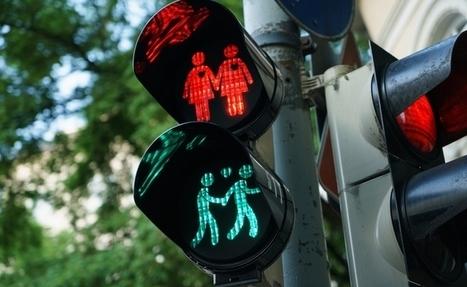 Autriche: La ville de Linz rallume les feux piétons LGBT-friendly | Signalisation dynamique & trafic interurbain | Scoop.it