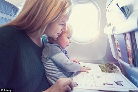 Airlines may soon charge a baby tax | Kickin' Kickers | Scoop.it