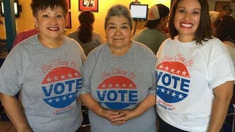 Austin Taco Trucks Will Serve As Voter Registration Centers | Coffee Party Feminists | Scoop.it