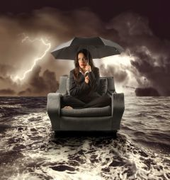 3 Ways to Navigate Anxious Thoughts with Self-Compassion - PsychCentral.com (blog) | ---------- HEALTH---------- | Scoop.it