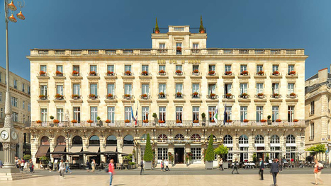 InterContinental to reflag Bordeaux hotel - Travel Weekly | Traveling in Bordeaux Wine Country | Scoop.it