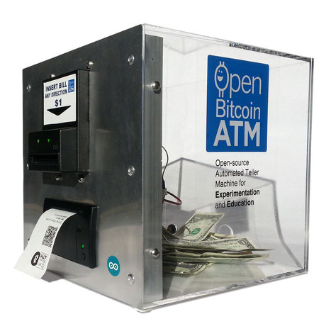 Open Bitcoin ATM is the Worlds First Open-Source Bitcoin ATM for Education and Experimentation | Technology in Business Today | Scoop.it