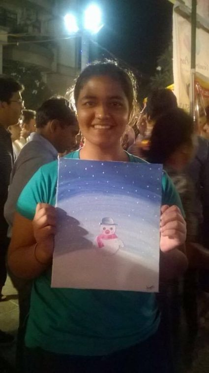 This 11-Year-Old Decided to Contribute to the Child Rights Movement – through Paintings! | This Gives Me Hope | Scoop.it