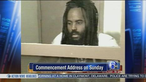 Mumia Abu Jamal to deliver commencement address | SocialAction2015 | Scoop.it