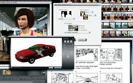 18 Desktop Programs for Drawing & Illustrating | photoshop ressources | Scoop.it