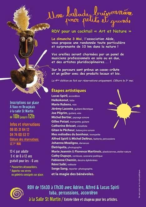 LA BALADE MUSICALE | DESARTSONNANTS - CRÉATION SONORE ET ENVIRONNEMENT - ENVIRONMENTAL SOUND ART - PAYSAGES ET ECOLOGIE SONORE | Scoop.it