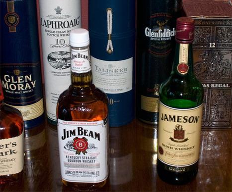 Qu'est-ce qui différencie le whisky, le whiskey, le scotch et le bourbon? | The Blog's Revue by OlivierSC | Scoop.it