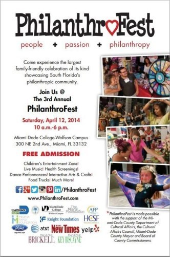 @JagudEye & HiPROFILE Magazine Will Be Supporting The Third Annual PhilanthroFest  - MIAMI, FL 4/12/14   OMG, WTF, ROFL, IDK, HTH?   Scoop.it