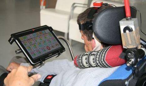 Biomecánica crea un comunicador para niños con parálisis cerebral   Discapacidad y tecnología   Scoop.it