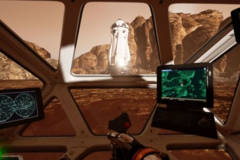 The Martian VR Experience is out of this world | The Future of Audiovisual Storytelling | Scoop.it