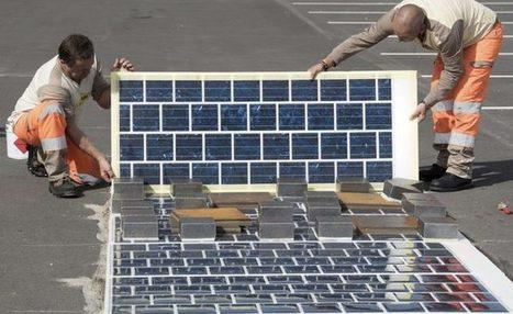 Les routes solaires : est-ce vraiment une si bonne idée ? | Construction Durable | Scoop.it