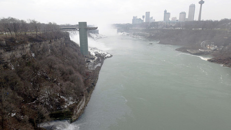 Niagara River body parts search ends after torso found - Canada - CBC News   All about water, the oceans, environmental issues   Scoop.it