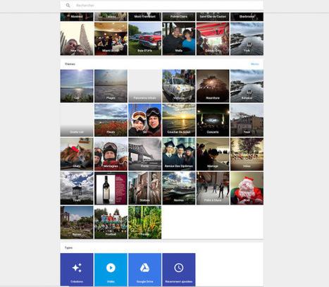 Google Photos, un supers espaces de stockage photo | Animation Numérique de Territoire | Scoop.it