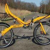 Le vélo couché, véhicule d'(après-)demain | Voyage à vélo couché - Recumbent bike travel | Scoop.it