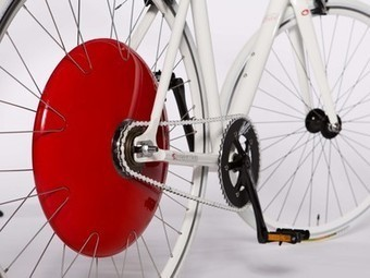 Copenhagen Wheel bike booster rolls out, available for pre-order | Sustainability Science | Scoop.it