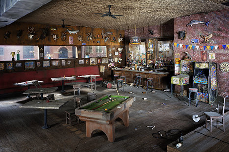 17 Haunting Dioramas Of A Post-Apocalyptic World | Real Estate Plus+ Daily News | Scoop.it