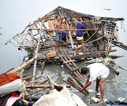 Philippines typhoon toll tops 700, hundreds missing | Sustain Our Earth | Scoop.it