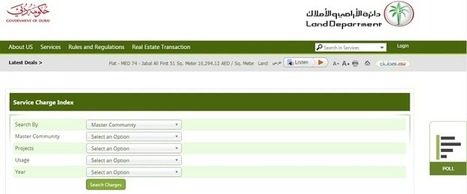 """Use """"Service Charge and Maintenance Index"""" Calculator to Avoid Dubai Apartment Service Charges 