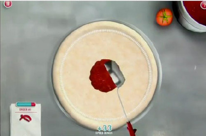 Créez votre pizza Domino's sur votre iPad   Créativité   Bilans internet, media, réseaux sociaux de 2011   Scoop.it
