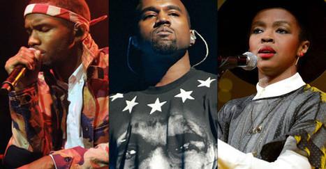 Bonnaroo 2014 Lineup: Kanye, Lauryn Hill, Skrillex, Frank Ocean ... | Music Festivals | Scoop.it