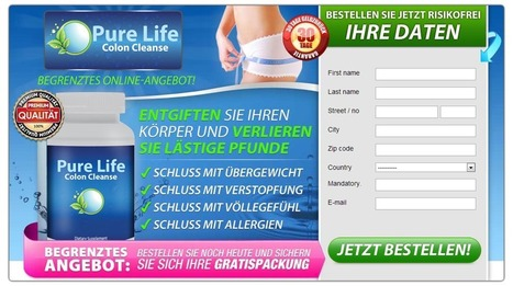 Pure Life Colon Cleanse Review | Complete guide to weight loss | Scoop.it
