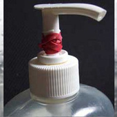 Limit Soap Dispenser Output with a Rubber Band   News we like   Scoop.it