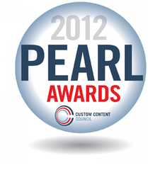Best of Custom Publishing Honored at Pearl Awards - Folio Magazine | Edicion | Scoop.it