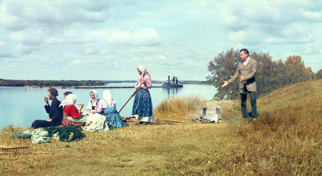 Pre-Revolutionary Color Photos Explain Russia - The Moscow Times | History | Scoop.it