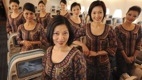 Singapore Airlines sued over claim drinks spill caused man to injure wife | Business and Legal Studies | Scoop.it
