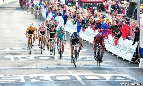 Tour de France 2011 -stage 4 - étape 4 arrêt au Mur | Epic pics | Scoop.it