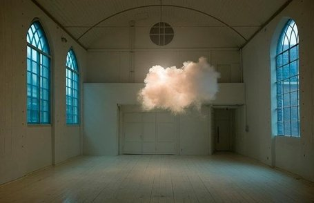 Nimbus by Berndnaut Smilde | The Aesthetic Ground | Scoop.it