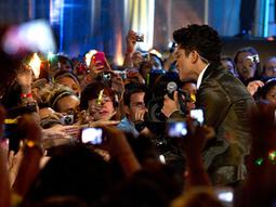 [insolite] Écouter 3 minutes une fan de Bruno Mars équivaudrait à 50 minutes de jogging | faire du sport autrement | Scoop.it