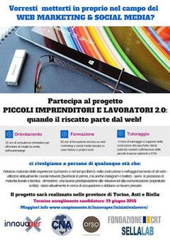 CNA: opportunità di lavoro nel Web Marketing e con i Social Media - Piemonte al Microscopio | Web e Social Media Marketing | Scoop.it