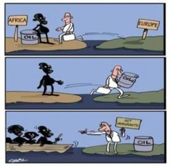 """L'immigration, un génocide capitaliste   Revue de presse """"AutreMent""""   Scoop.it"""