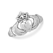 Claddagh Rings for Men at Cheap Prices   Stainless Steel Blue Rings   Scoop.it