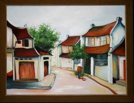 Chúng tôi vẽ và bán tranh sơn dầu ở Hà Nội, nhiều mẫu, đa dạng | tổ chức sự kiện tại Hà NỘi | Scoop.it