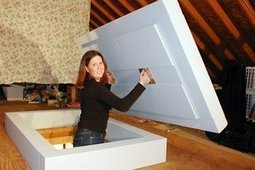 Attic Air Leaks: How To Find And Seal Them-On-Site Home InspectionBlog | Real Estate | Scoop.it