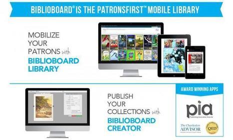 Biblioboard : un nouveau dispositif de prêt numérique pour les bibliothèques américaines ? | Enssib | e-book en bibliothèques | Scoop.it