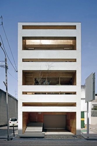 [ Japan ] Machi-Building / UID Architects | The Architecture of the City | Scoop.it