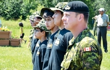 Un mentorat militaire pour jeunes Autochtones | AboriginalLinks LiensAutochtones | Scoop.it
