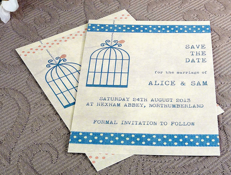 Wedding Invitations Templats - adelarosa.co.uk-9   AdelaRosa Wedding Invitation Stationery   Scoop.it