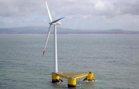 Fermes éoliennes flottantes: Quatre zones désignées par le ... - 20minutes.fr | Energies Renouvelables scooped by Bordeaux Consultants International | Scoop.it