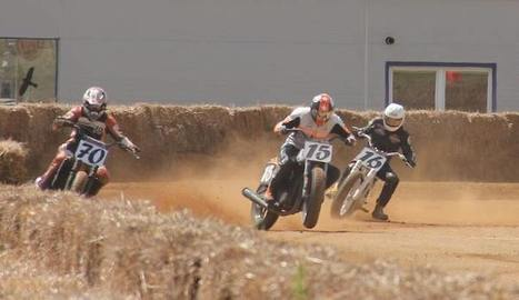 Read the great story on why Jan-Willem from the Dutch Brothers chooses number 15... | California Flat Track Association (CFTA) | Scoop.it
