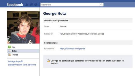 """Facebook se paye """"GeoHot"""", la star des hackers - High-Tech - TF1 News   Réseaux sociaux by Raïna   Scoop.it"""
